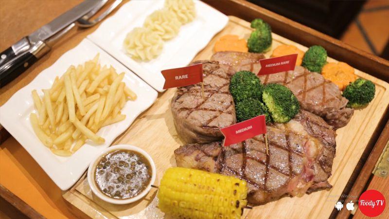 """[Thử hết """"COMBO NƯỚNG TRỨ DANH"""" từ steakhouse cổ nhất nhì SG]"""