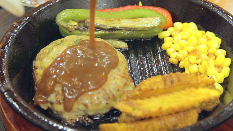 Burger Nhật Bản gây nghiện cho teen Triệu Việt Vương
