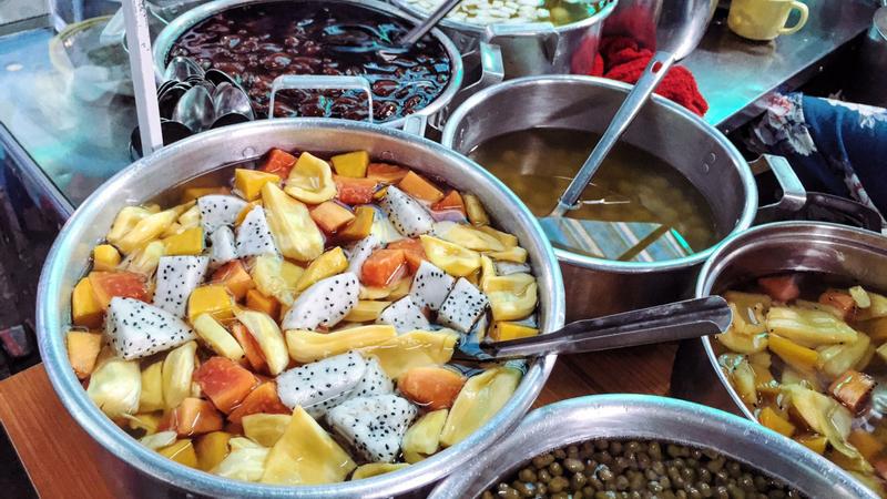 Khu Ẩm Thực Chợ Đông Ba