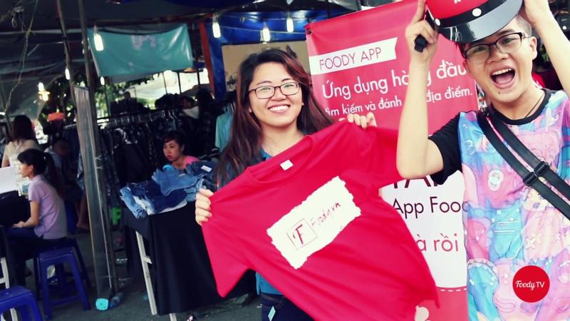 (CT) Mini Event FDCT tại Hello Weekend Market