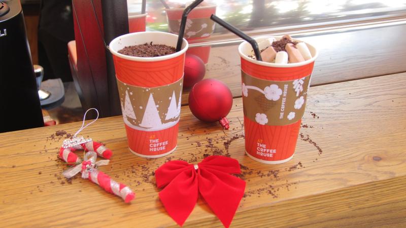 """Hẹn người yêu thử mới """"CHOCOLATE TOFFEE ALMOND"""" vừa ra mắt dịp Noel"""