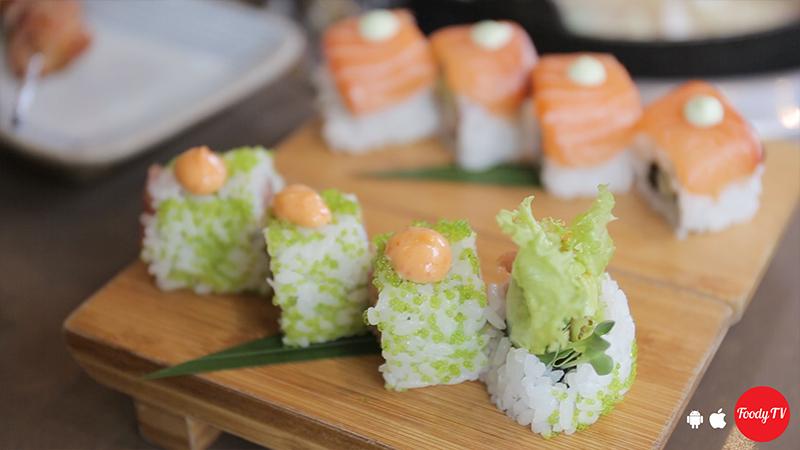 """Set hẹn """"BUFFET MUA 4 TẶNG 1"""" ở nhà hàng Nhật Isushi sang trọng bậc nhất SG"""