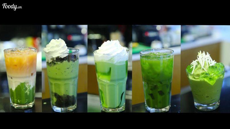 Kooloff - Matcha Caffe