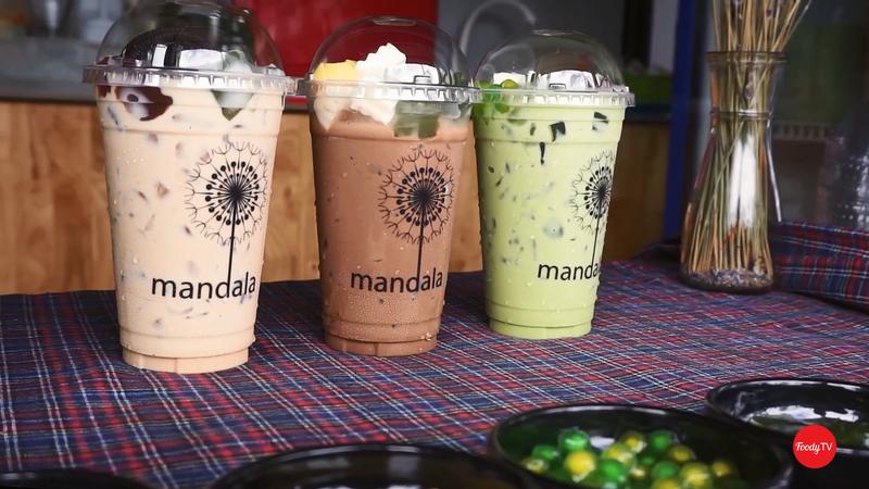 Trà Sữa Take A Way Mandala