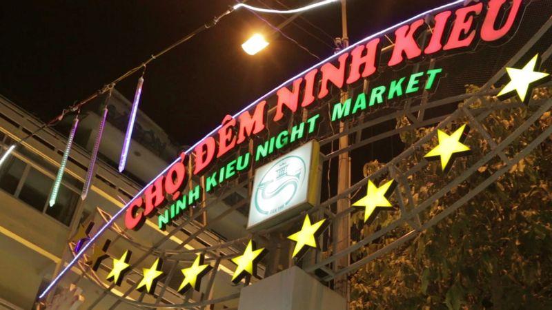 Ninh Kiều - Cuộc sống vui chơi giải trí tại Cần Thơ về đêm