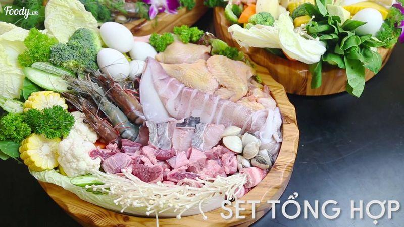 Lã Vọng - Seafood & Buffet