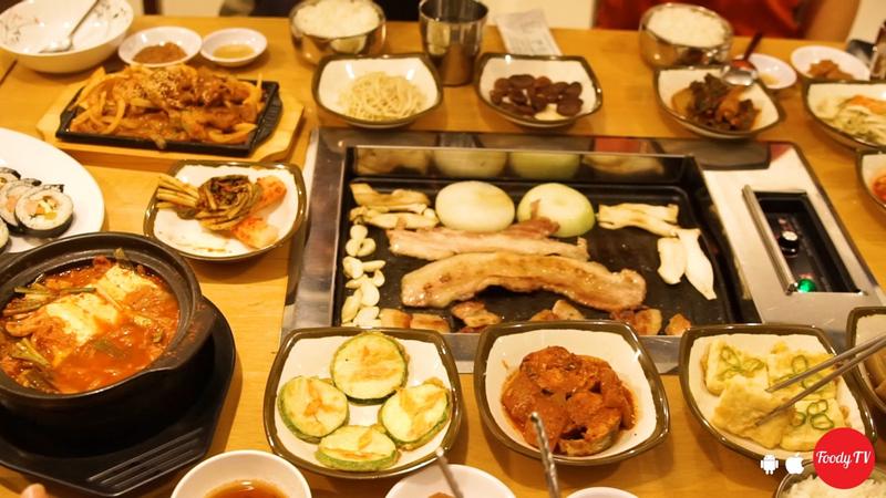 """Khó lòng cai được """"THỊT NƯỚNG HÀN QUỐC"""" ngon đúng vị xứ sở Kimchi"""