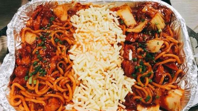 Vee Ayy Food - Korean Food - Võ Thị Sáu