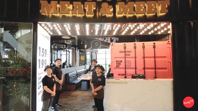 """Mừng khai trương """"MEAT & MEET"""" tại Crescent Mall - GIẢM 20%"""