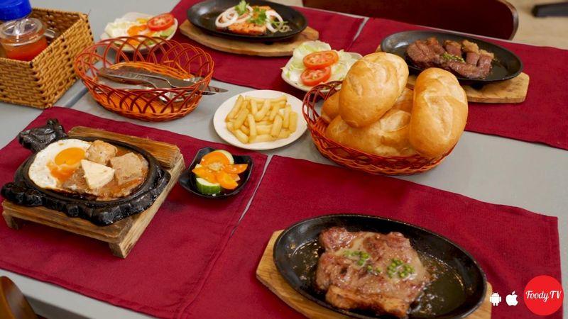 Nam Sơn's Beefsteak - Nam Kỳ Khởi Nghĩa