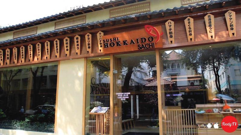 """""""ĂN SANG NHẬN QUÀ XỊN"""" tại nhà hàng Nhật Bản bậc nhất Sài Gòn"""