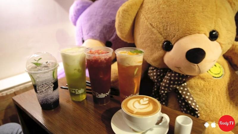 """Rủ nhau tránh nóng ở """"CAFE TỔ KÉN"""" mở 24/24 mới lạ ở SG"""