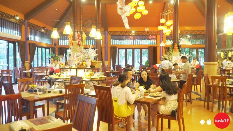 """Thấy mà mê """"THẾ GIỚI BUFFET"""" chứa cả bầu trời ẩm thực khắp Á châu- GIẢM 15% GIÁ VÉ"""
