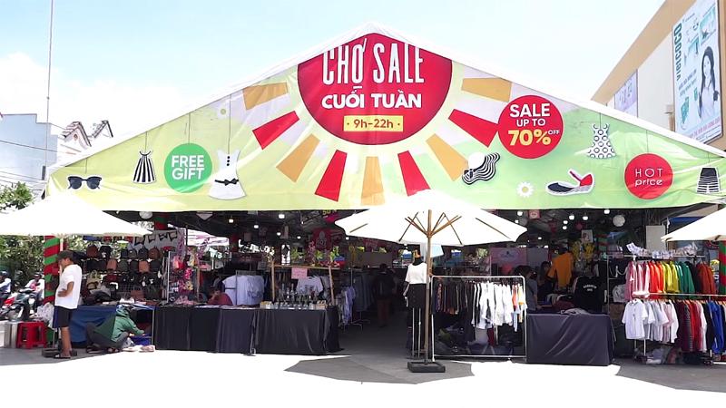 Chợ Sale Cuối Tuần Smarket
