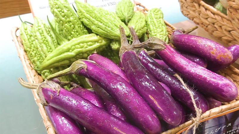 """[Mua rau trái siêu sạch ở """"PHIÊN CHỢ HỮU CƠ"""" độc nhất SG]"""