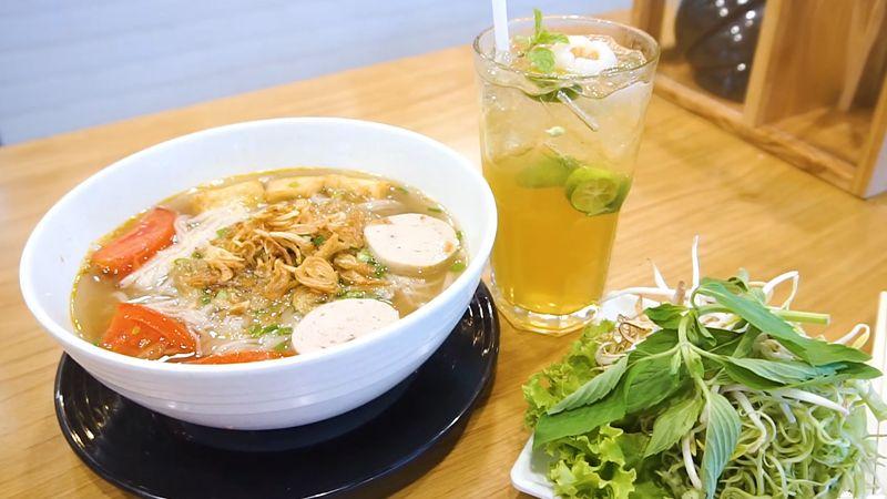 """Bữa trưa vui vẻ no nê với """"COMBO ĂN UỐNG CHỈ 69K"""""""