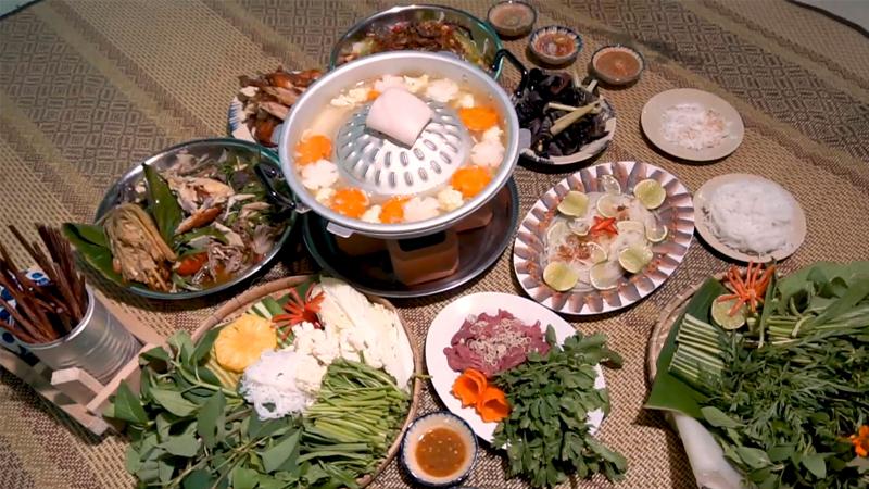 Thiên đường ẩm thực Campuchia